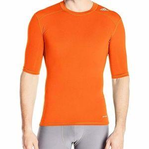 Adidas Climalite Techfit Compression Shirt men L